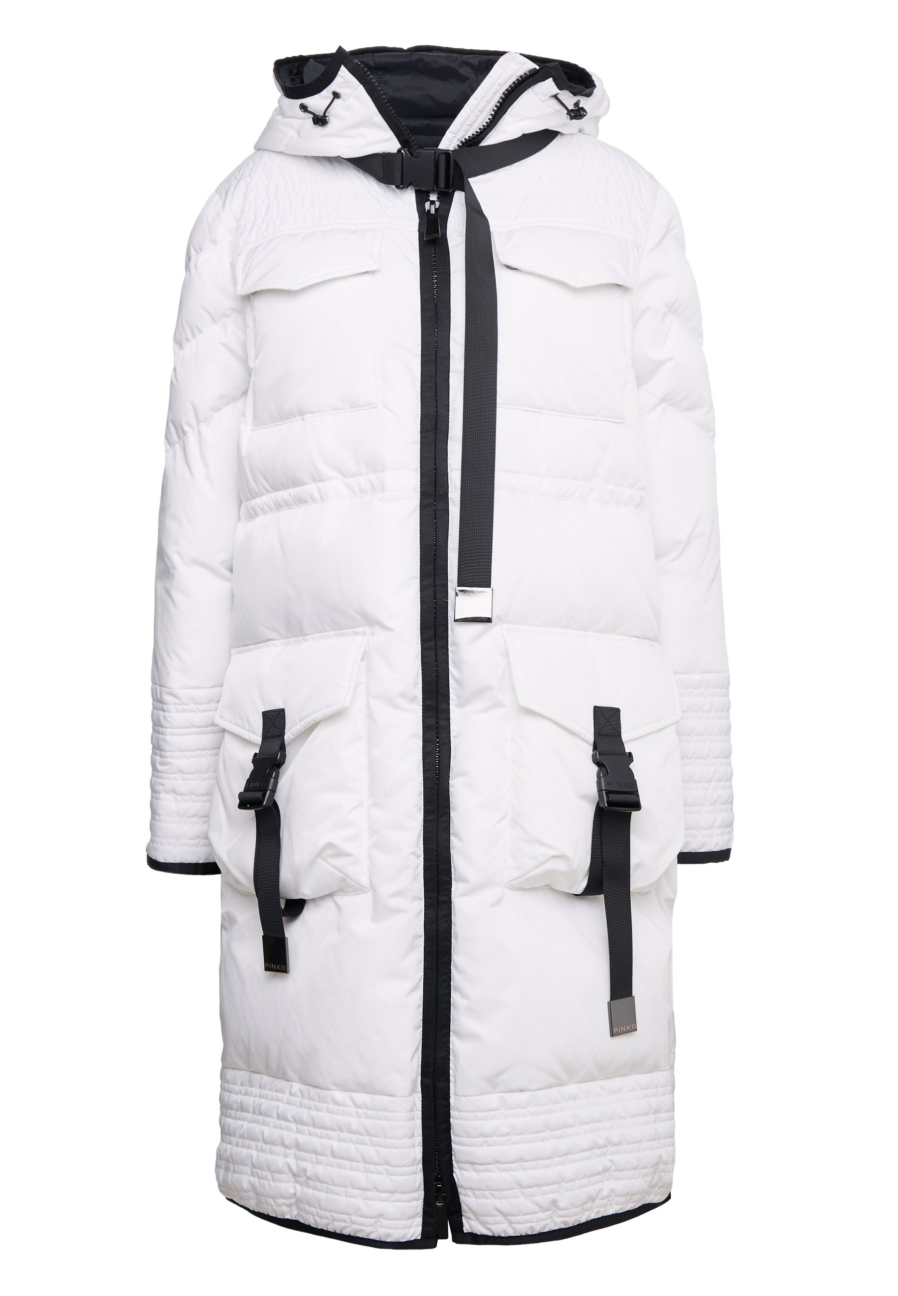 Pinko Sciroppo - Wintermantel White