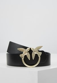 Pinko - BERRI SIMPLY BELT - Cintura - black - 0