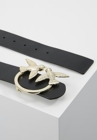 Pinko - BERRI SIMPLY BELT - Belte - black - 2