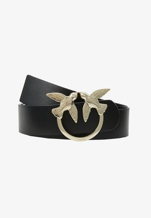 BERRI SIMPLY BELT - Pasek - black
