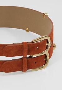 Pinko - BARRANCA - Waist belt - dark brown - 5