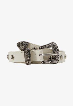 JUNIN - Belte - ivory
