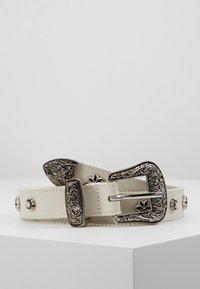 Pinko - JUNIN - Belt - ivory - 0
