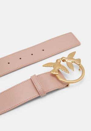 BERRY SIMPLY BELT - Belt - light pink