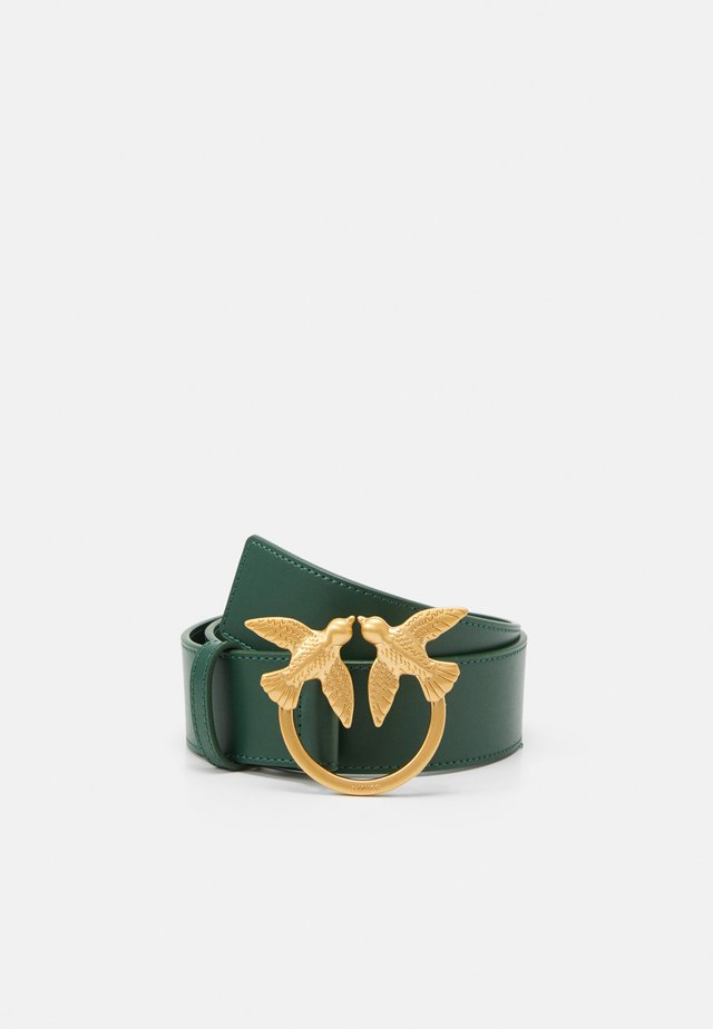 BERRY SIMPLY BELT - Skärp - dark green