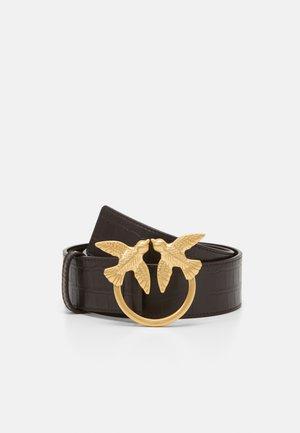 BERRY - Belt - brown