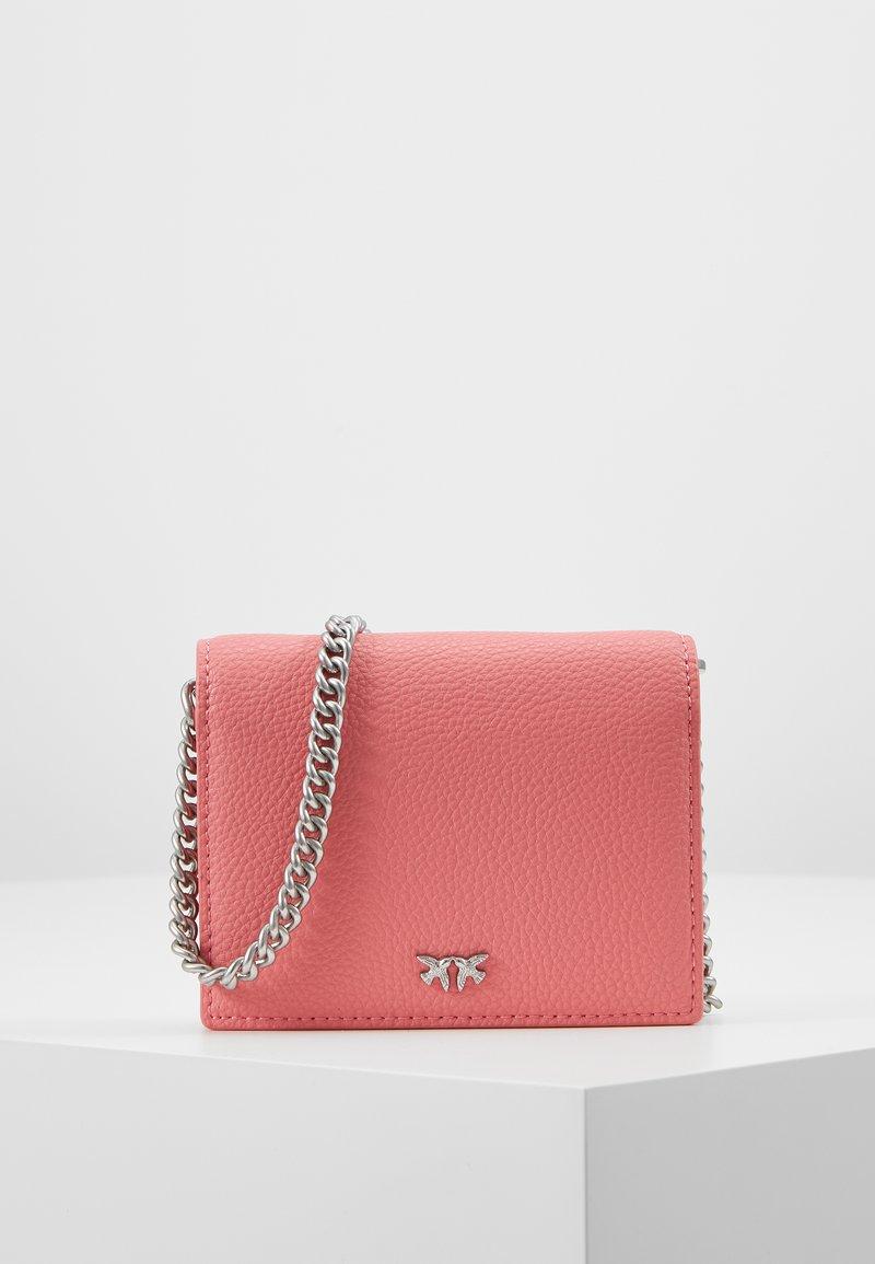 Pinko - JOLIE SIMPLY CREDIT CARD  - Portafoglio - bubble pink