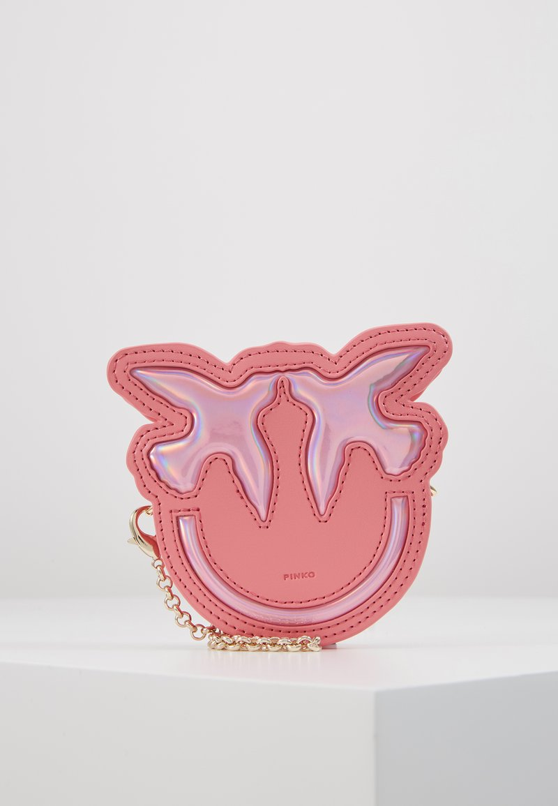Pinko - LUCKY TRACOLLINA - Lompakko - bubble pink