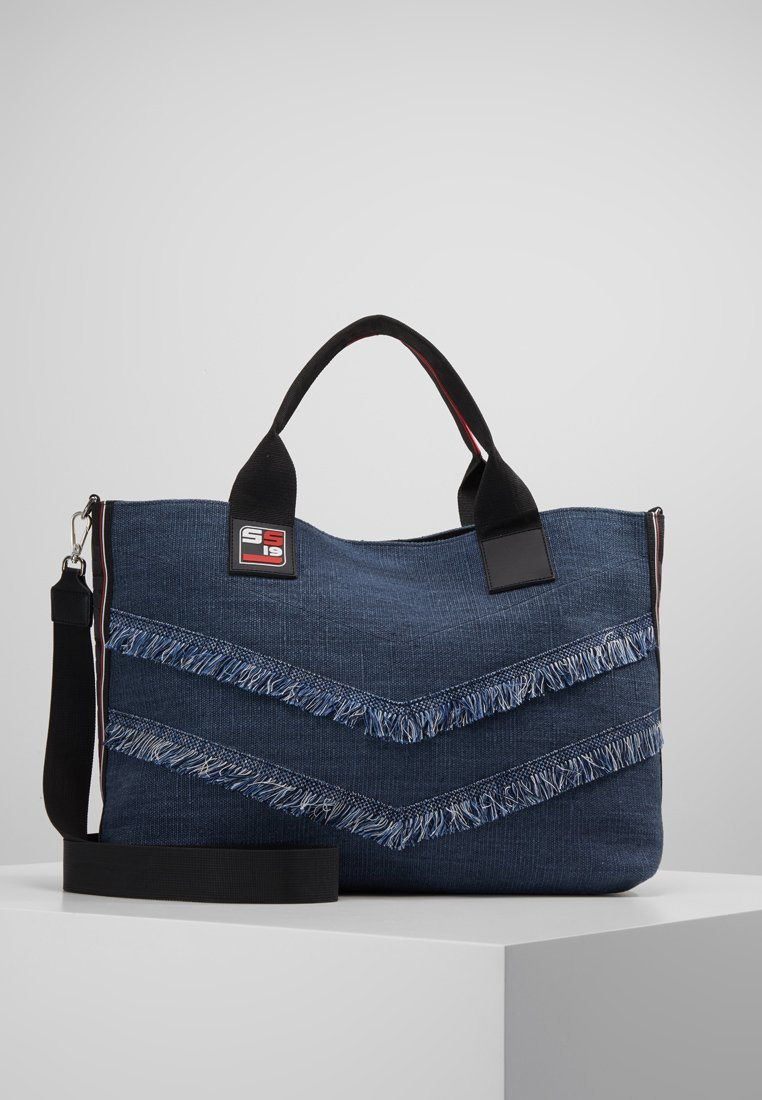 Pinko - CHIMERA SHOPPING - Bolso de mano - blu ombra