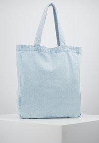 Pinko - RIGIDO - Torba na zakupy - light blue denim - 2