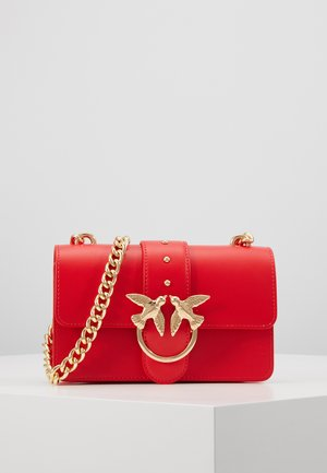 LOVE MINI SIMPLY - Sac bandoulière - red