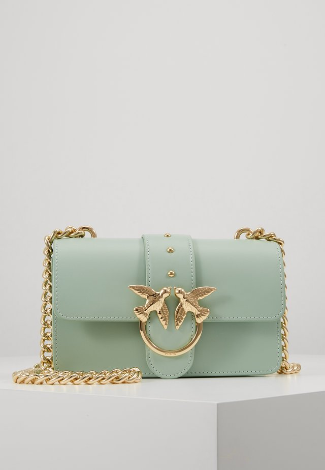 LOVE MINI SIMPLY - Borsa a tracolla - aqua