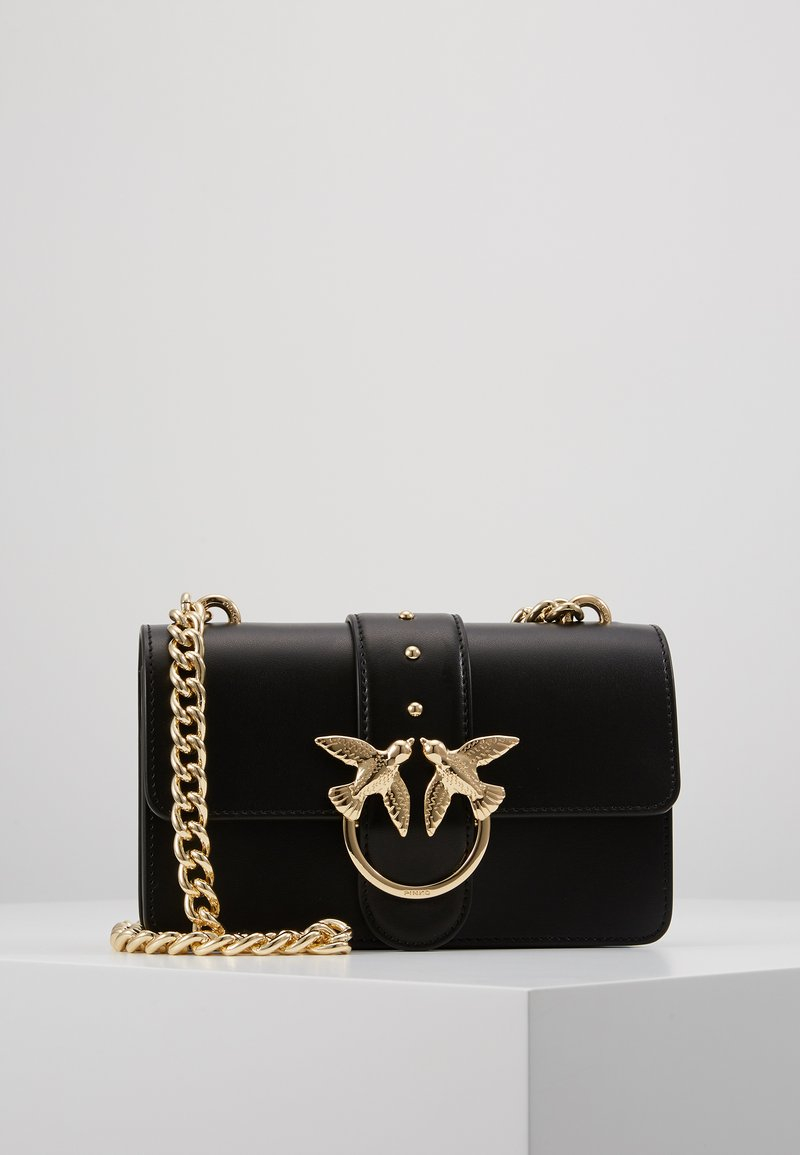 Pinko - LOVE MINI SIMPLY - Borsa a tracolla - black