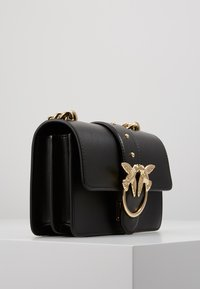 Pinko - LOVE MINI SIMPLY - Borsa a tracolla - black - 3