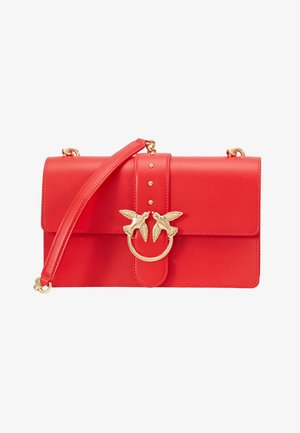 LOVE CLASSIC SIMPLY  - Borsa a tracolla - red