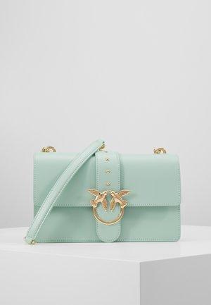 LOVE CLASSIC SIMPLY  - Handtas - aqua green