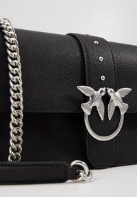 Pinko - LOVE CLASSIC - Across body bag - black - 2