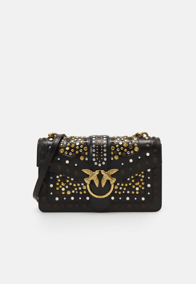 LOVE CLASSIC ICON NEW STUDS VINTAGE - Handbag - black
