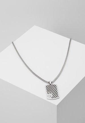 PENDANT NECKLACE - Halskæder - silver-coloured