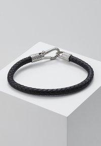 Police - NILAND - Armbånd - black/silver-coloured - 0