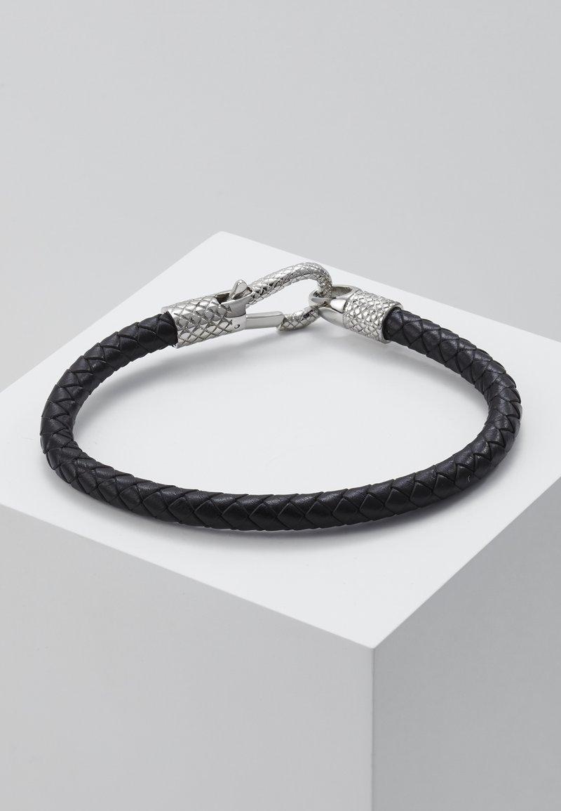 Police - NILAND - Armbånd - black/silver-coloured