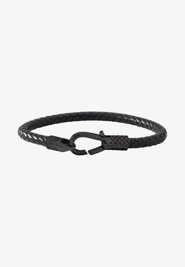 NILAND - Armband - black-stone