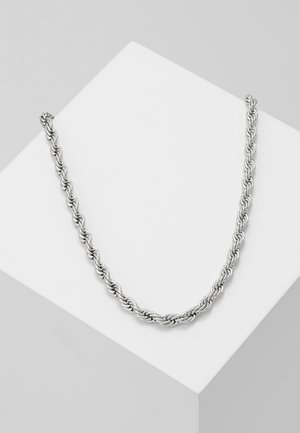 DURBUY SET - Necklace - silver-coloured