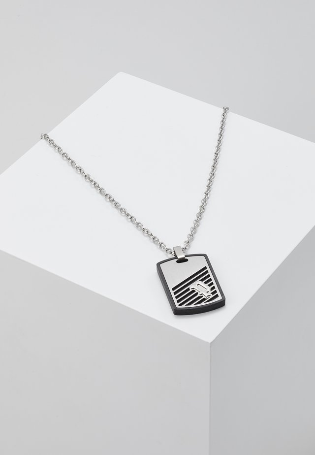 BURREN - Halskette - silver-coloured
