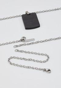 Police - BURREN - Náhrdelník - silver-coloured - 2