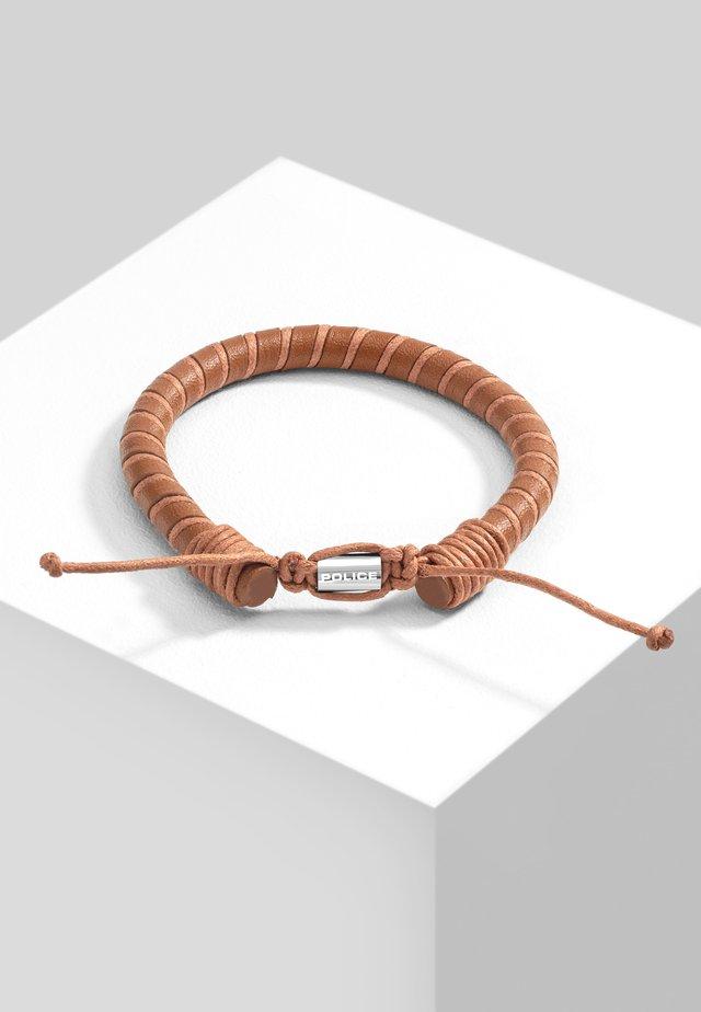 Armband - brown marb