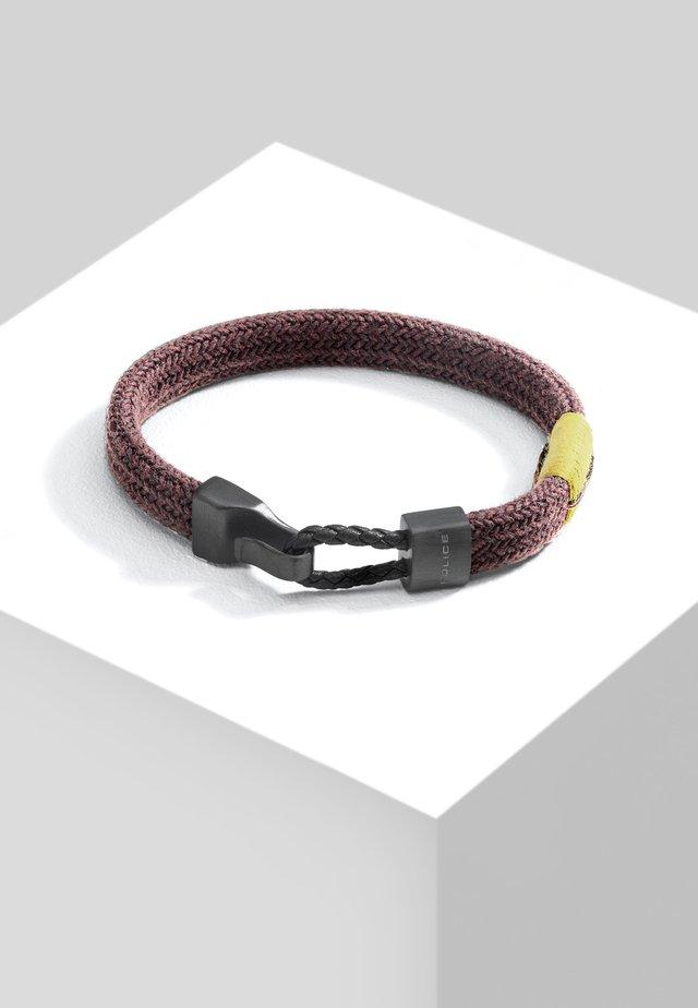 SKARDU - Armband - brown