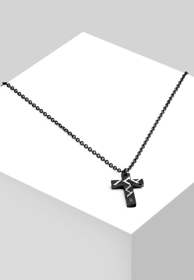 MUNNAR - Halskette - black