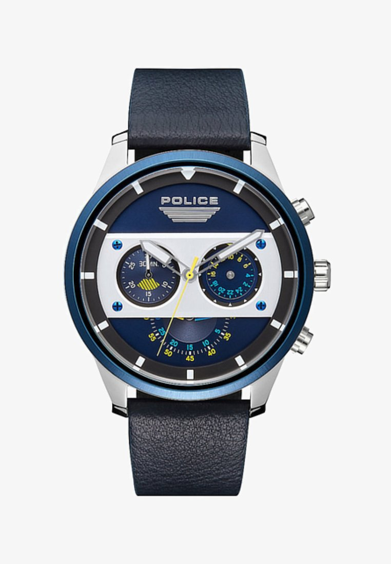 Police - VESTERBRO - Chronograph watch - blue