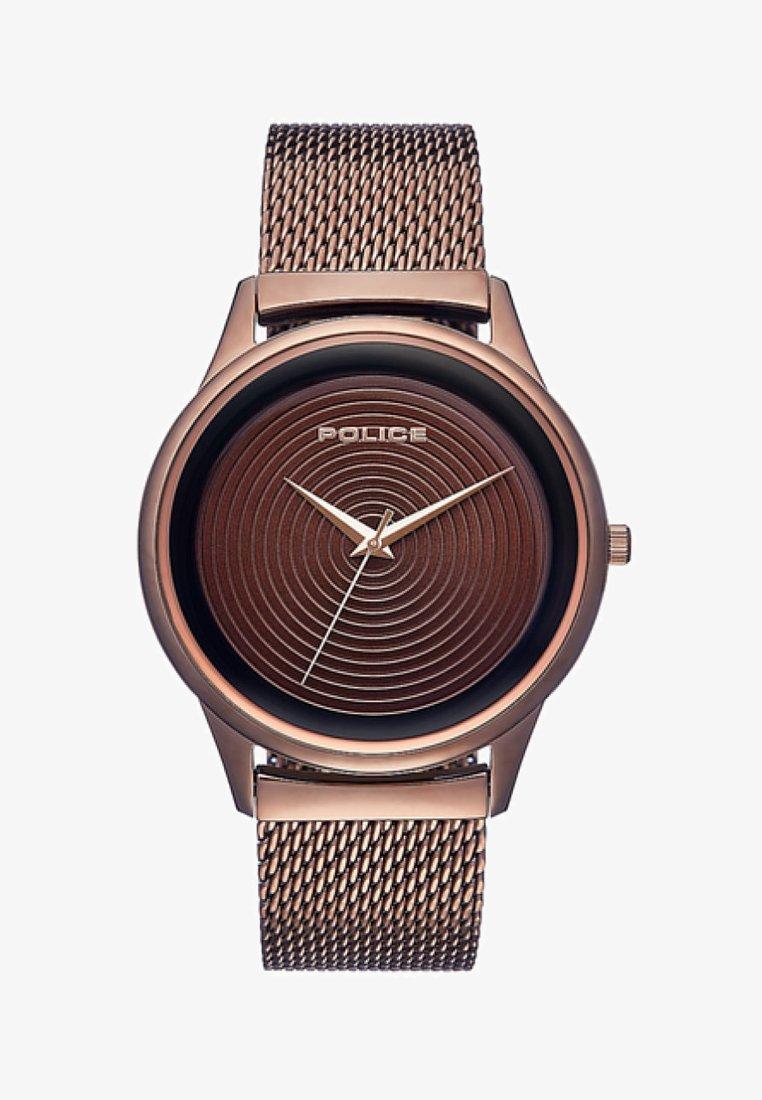 Police - SALERNO - Watch - brown