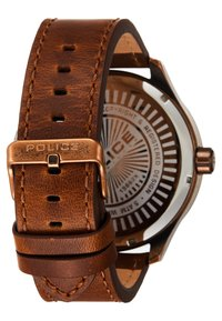 Police - BUSHMASTER - Uhr - brown/gold - 2