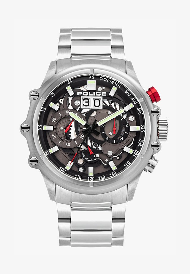 LUANG - Chronograph watch - silber