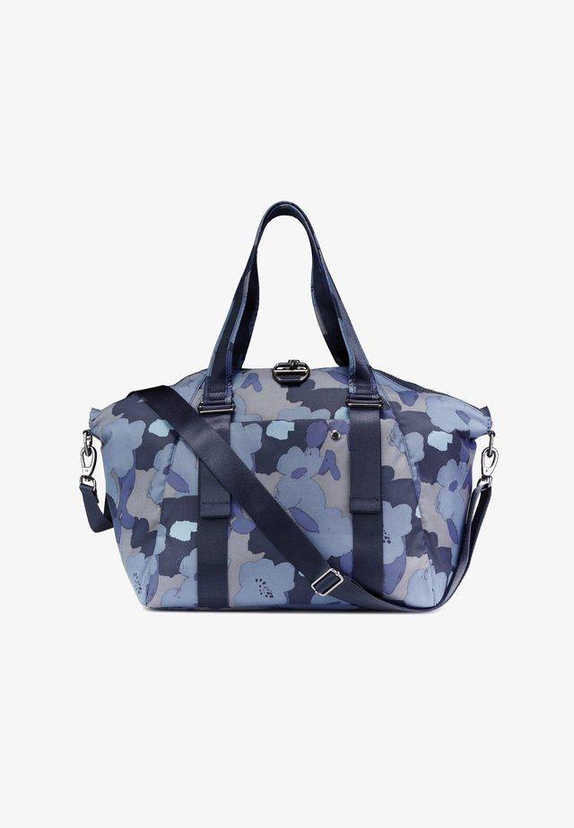 CITYSAFE  - Across body bag - blue orchid