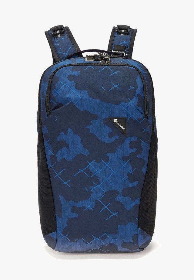 VIBE - Rucksack - blue camo
