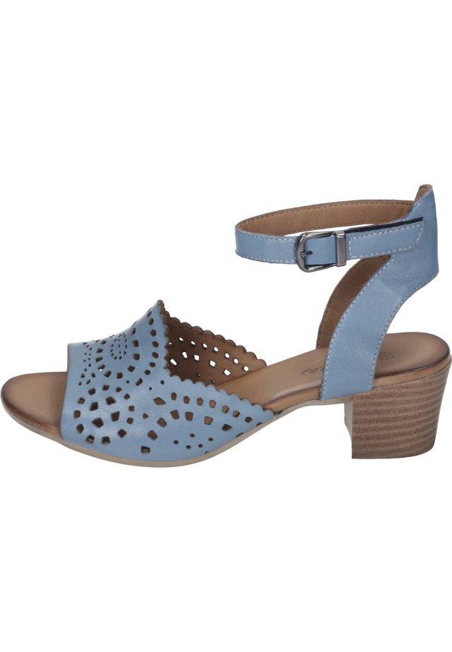 Sandals - denim