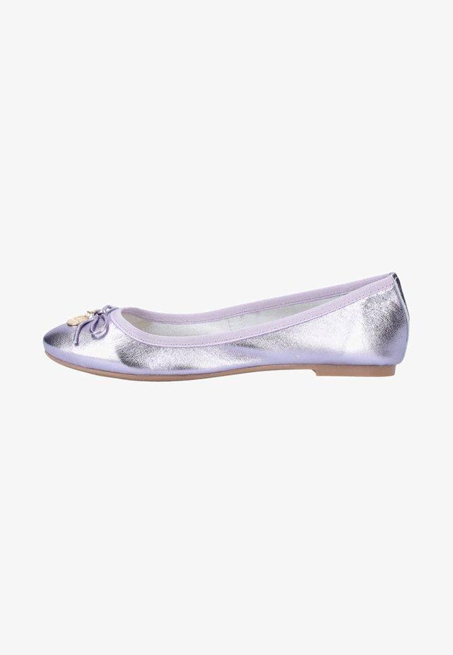 Ballerina's - lilac