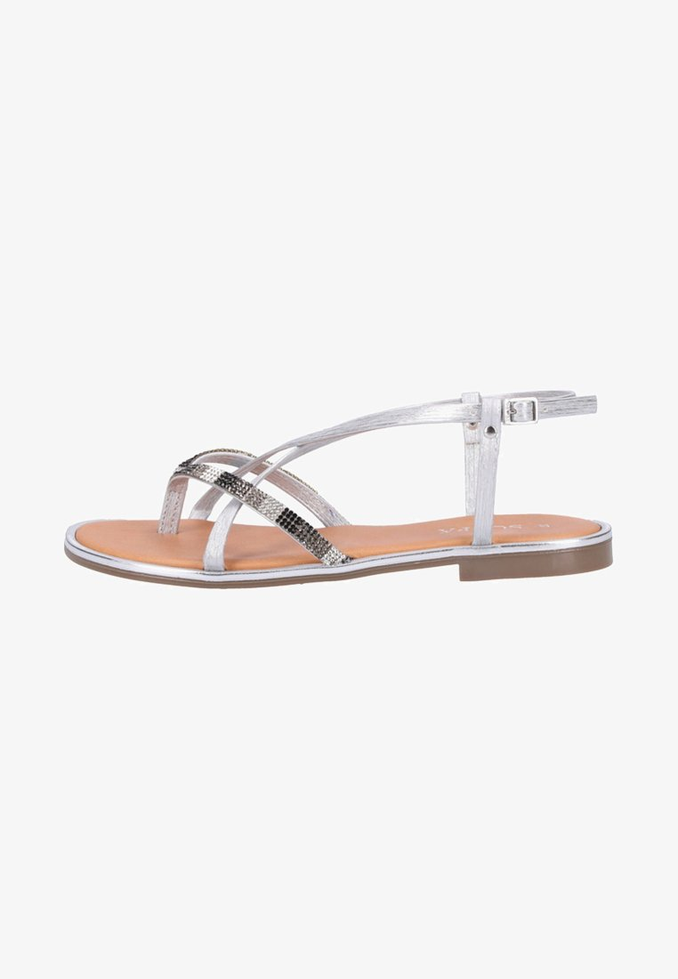 Scapa - Sandals - silver