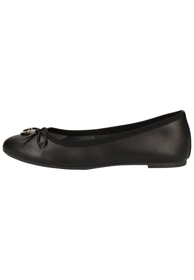BALLERINAS - Baleriny - zwart/noir 900
