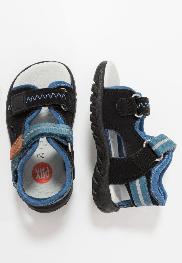 SURFA - Chodecké sandály - black