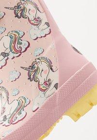 Pax - UNICORN - Gummistövlar - pink/multicolor - 5