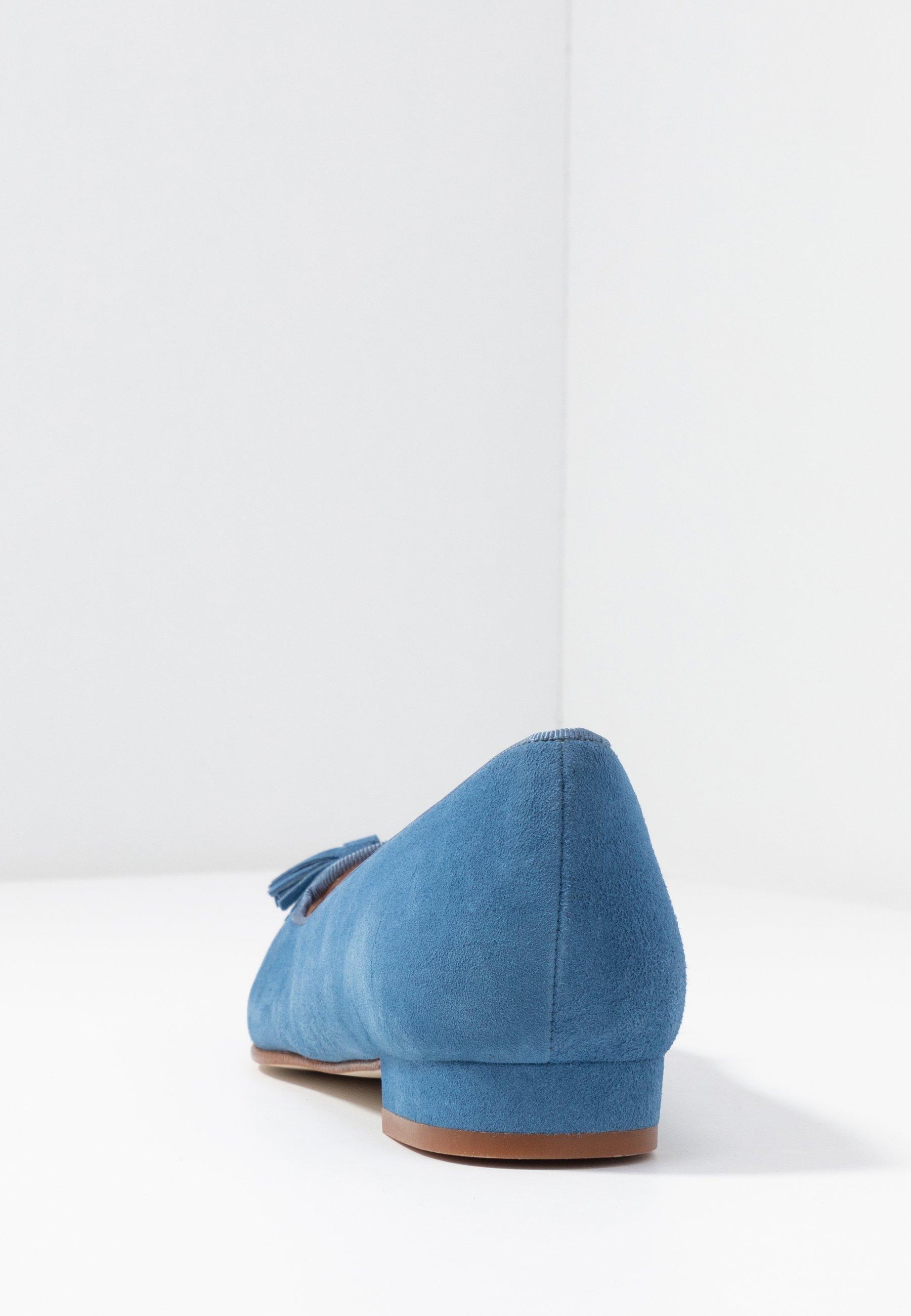 Paco Gil MARIE - Półbuty wsuwane - jeans