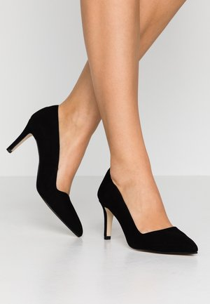 CLAIRE - Klassiske pumps - black