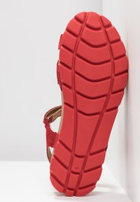 Panama Jack - SULIA MENORCA - Platform sandals - rojo/red - 6