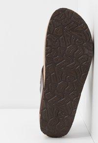 Panama Jack - QUINOA CLAY - Sandalias de dedo - brown - 6