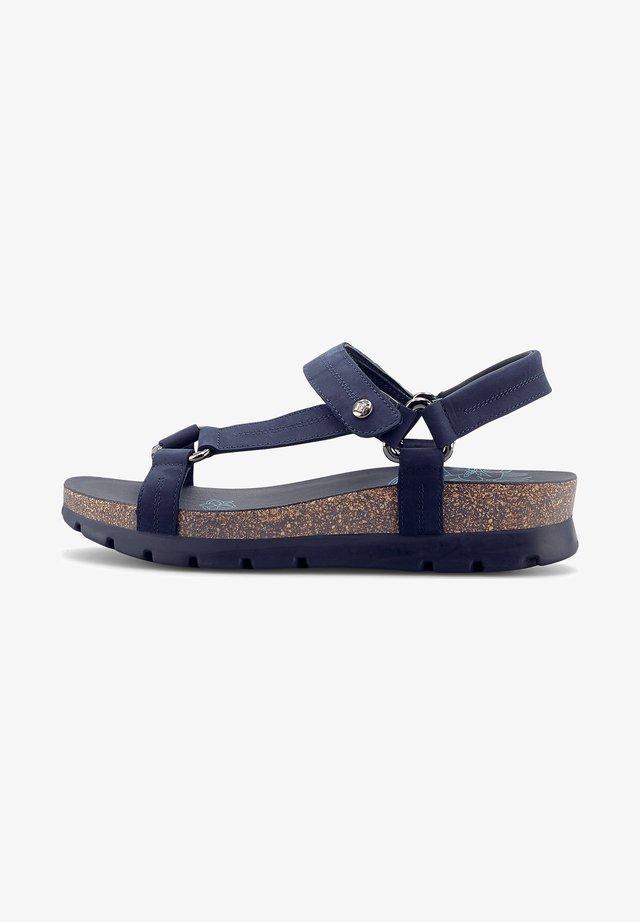 SANDRA  - Sandals - dunkelblau