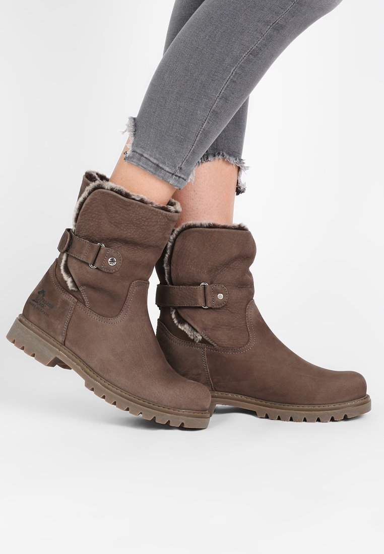 Panama Jack - FELIA - Classic ankle boots - grey